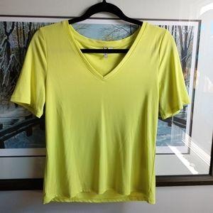NWOT! ONLY neon tencel t-shirt